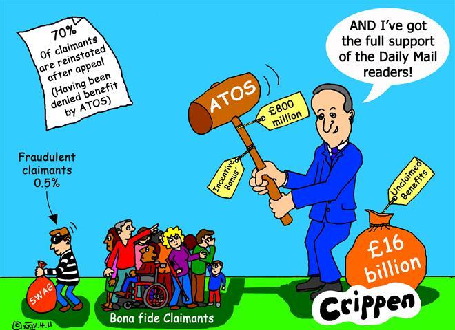 Crippen's ATOS hammer cartoon