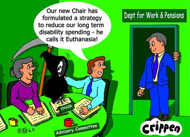 Crippen's Euthanasia cartoon