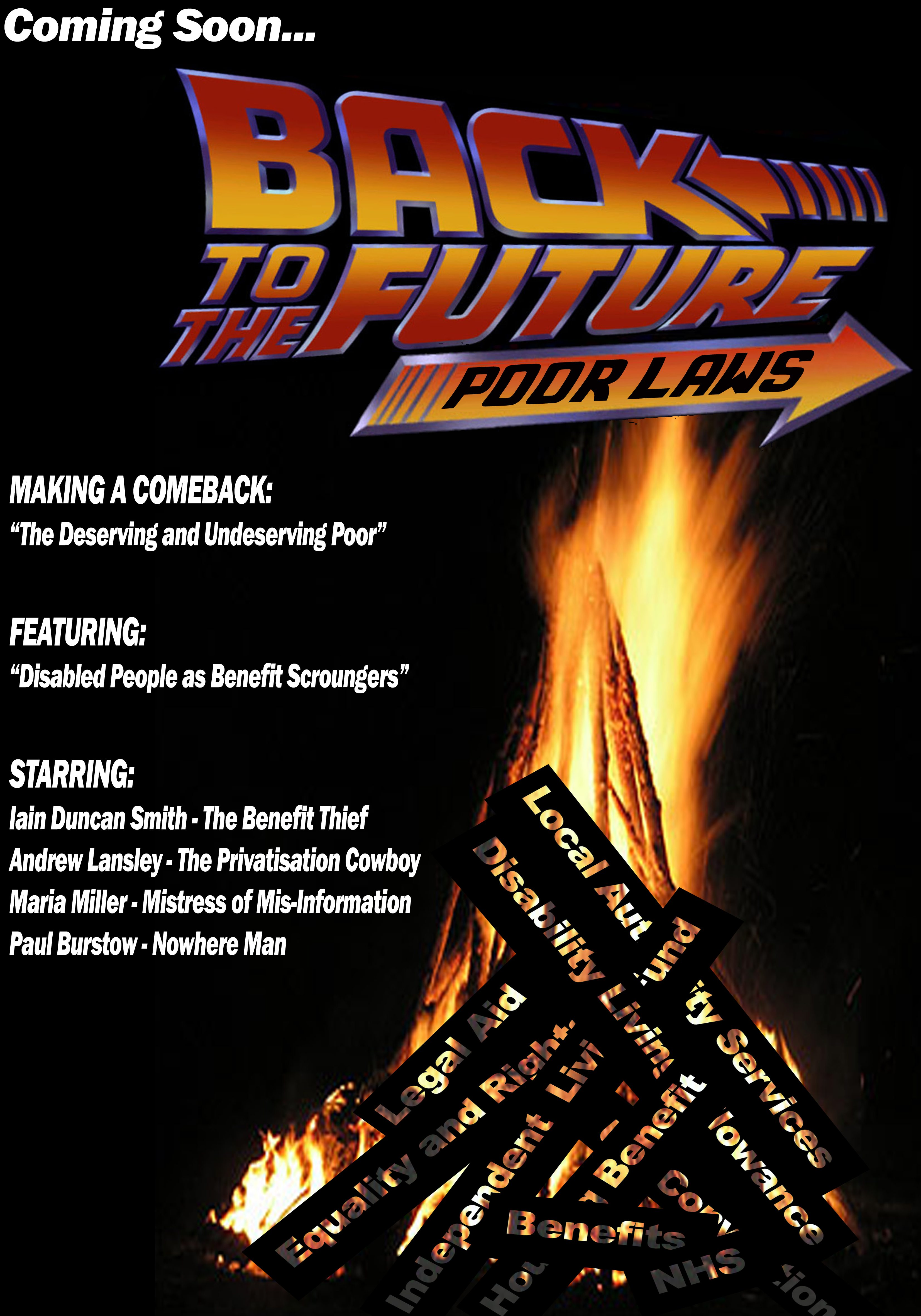 Poster: Back to the Future