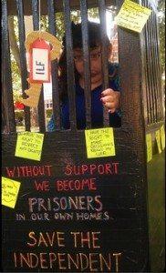 islington ILF protest
