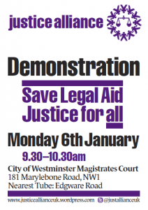 Save Legal Aid
