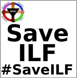 Save ILF Twitter and Facebook Picture, You can use this picture as your twitter or Facebook logo to show your support.