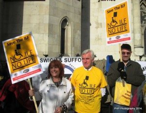 (left to right) - Linda Jack liberal left, Liberial Democrats.  John McDonnell MP Andrew Lee, People First.