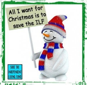 All I want for Christmas is to save the ILF