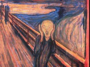 Image: Edvard Munch's The Scream (Creative Commons)