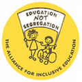 Alliance for Inclusive Education Logo