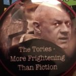 Damian Green scary badge
