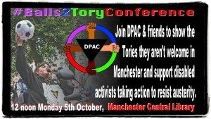 Balls to the Tory Conference