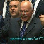 "IDS wailing ""It's not fair"""