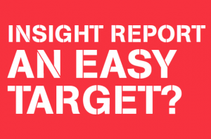 Text: VS Insight Report - An Easy Target?