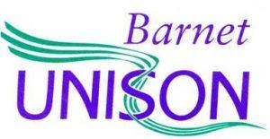 Barnet Unison Logo