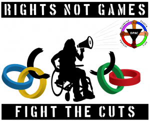 Rights Not Games Logo