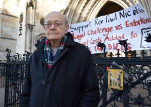 Reverend Paul Nicholson