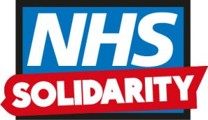 NHS Solidarity Campaign Logo
