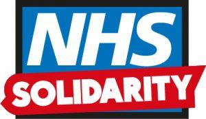 NHS Solidarity Campaign Logo