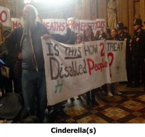 Disabled People aka Cinderellas
