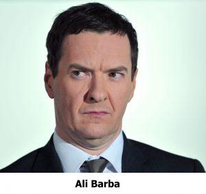 George Osborne aka Ali Barba