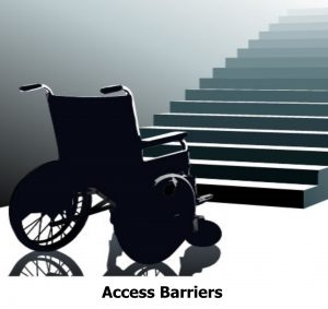 Access Barriers aka Evil Stepsisters