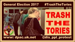 General Election Meme #TrashTheTories