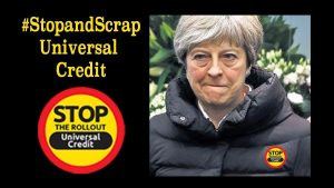 Stop and Scrap Universal Credit