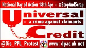 Universal Credit, A Crime Against Claimants