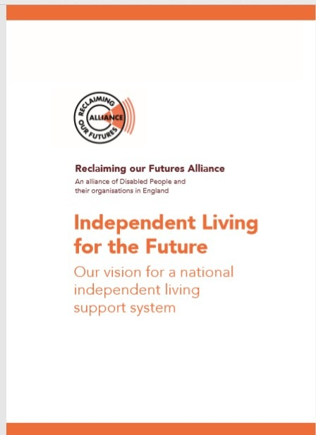 A National Independent Living Support Service