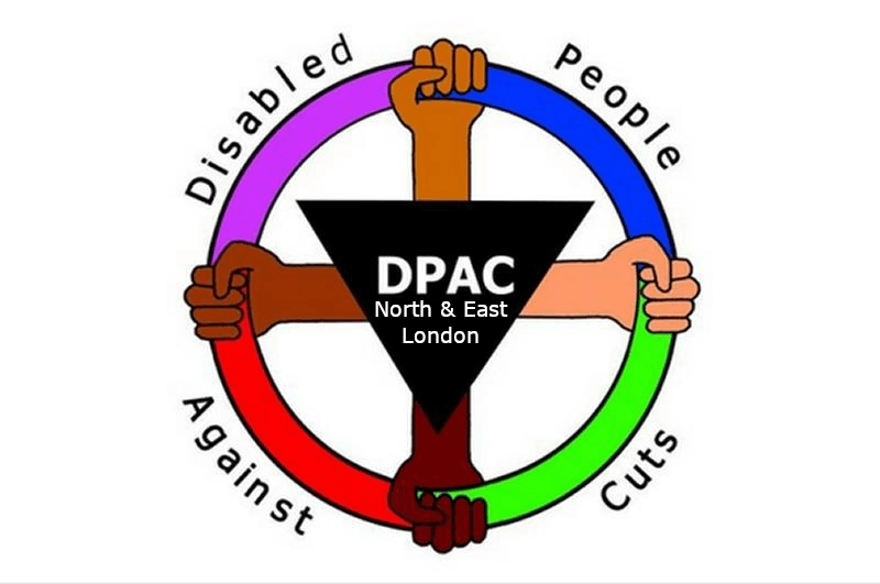 DPAC North East London Logo